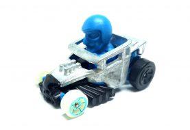 Hot Wheels : Découvrez le prototype du Skull Shaker
