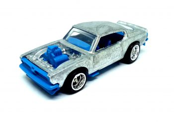 Hot Wheels : Une nouvelle version de la Plymouth Barracuda de 69 arrive