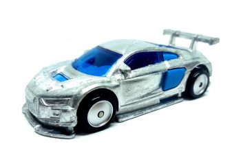 Hot Wheels : Des images du prototype de l'Audi R8 LMS Car Culture