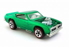 Hot Wheels : Une King 'Kuda en Super Treasure Hunt de 2018