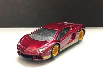 Hot Wheels : Des images de la Lamborghini Aventador LP 700-4 $TH