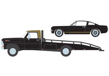 GreenLight Collectibles : Un premier visuel pour la 13ème série H.D. Trucks