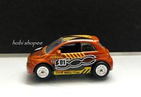 Une Fiat 500 en Super Treasure Hunt cette année en Hot Wheels