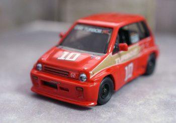 Hot Wheels : Une Honda City Turbo 2 Custom par Toy Garage