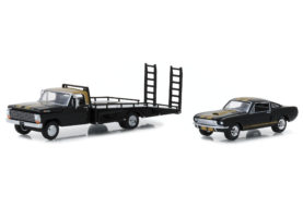 GreenLight Collectibles : les versions finales de la 13ème série H.D. Trucks