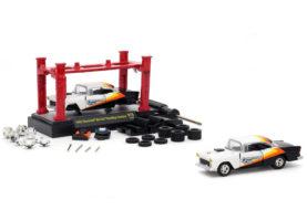 M2 Machines dévoile le contenu de la 18ème série Model Kits