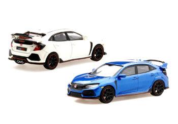 Mini GT : Les Honda Civic Type R FK8 de la marque sont superbes