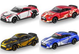 Tomica dévoile 4 Nissan GT-R R35 Tomica Hyper Rescue