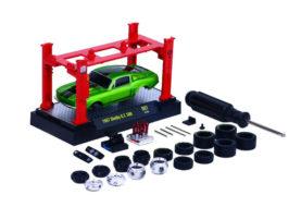 M2 Machines dévoile le contenu de la 17ème série Model Kits