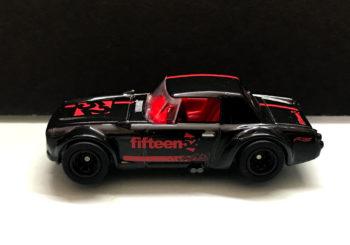 Une nouvelle version de la Datsun Fairlady 2000 arrive en Hot Wheels