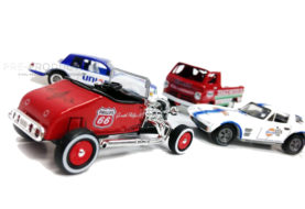 Johnny Lightning dévoile quatre modèles made in USA pour cet été