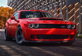 Hot Wheels : La première version de la Dodge Challenger SRT Demon