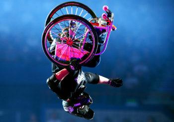Un fauteuil roulant en Hot Wheels pour l'année prochaine ?