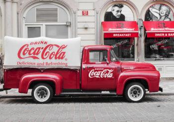 Une collection Coca Cola arrive chez M2 Machines