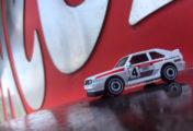Découvrez la version finale de l'Audi Quattro Sport en Hot Wheels
