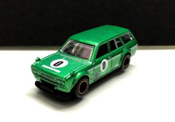 Hot Wheels : Une nouvelle version du Datsun Bluebird 510 Wagon