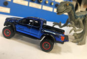 Hot Wheels : Mattel dévoile un superbe Ford Raptor Fifteen52