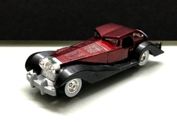 Hot Wheels : La voiture de Cruella d'Enfer en Super Treasure Hunt de 2019