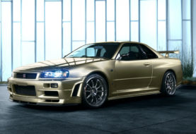 Une Skyline GT-R R34 en second Super Treasure Hunt de 2019 ?