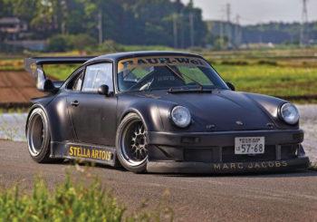 Hot Wheels : Découvrez à quoi ressemble la première Porsche RWB !