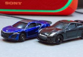 Takara Tomy dévoile les Tomica 4D, des miniatures qui font du bruit