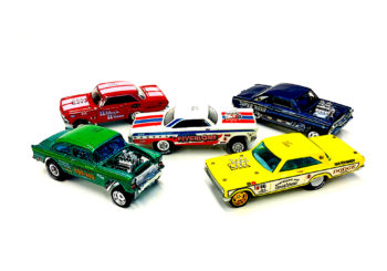 Hot Wheels : Découvrez la collection Car Culture Dragstrip Demons