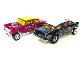 3 autres modèles pour l'Hot Wheels 50Th Anniversary Favorites Mix 2