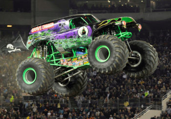 Hot Wheels : Une nouvelle série de Monster Trucks arrive !