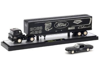 M2 Machines : Une série Auto-Haulers spéciale Ford Mustang
