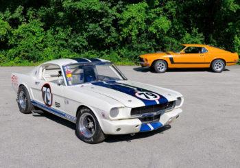 GreenLight Collectibles : Une série Heritage Racing dédiée à Ford