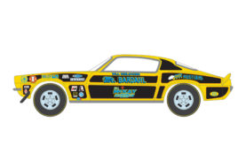 GreenLight Collectibles : 1970 Chevrolet Camaro Mr. Bardahl