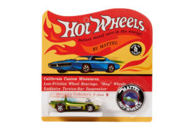 Hot Wheels : Une Silhouette pour le Red Line Club