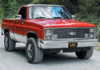 Auto World dévoile plusieurs Chevy Truck des années 70-80