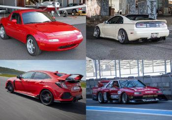Mattel présente du lourd en Hot Wheels au Japanese Classic Car Show