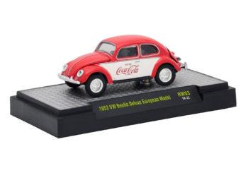 M2 Machines : Encore une collection Coca-Cola avec de la Volkswagen